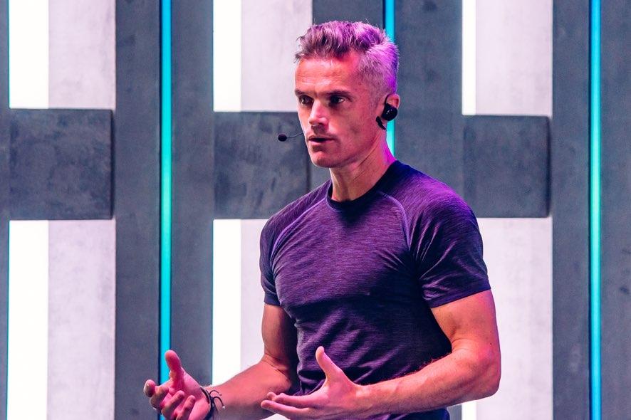 Trainer Spotlight: Matt Roberts