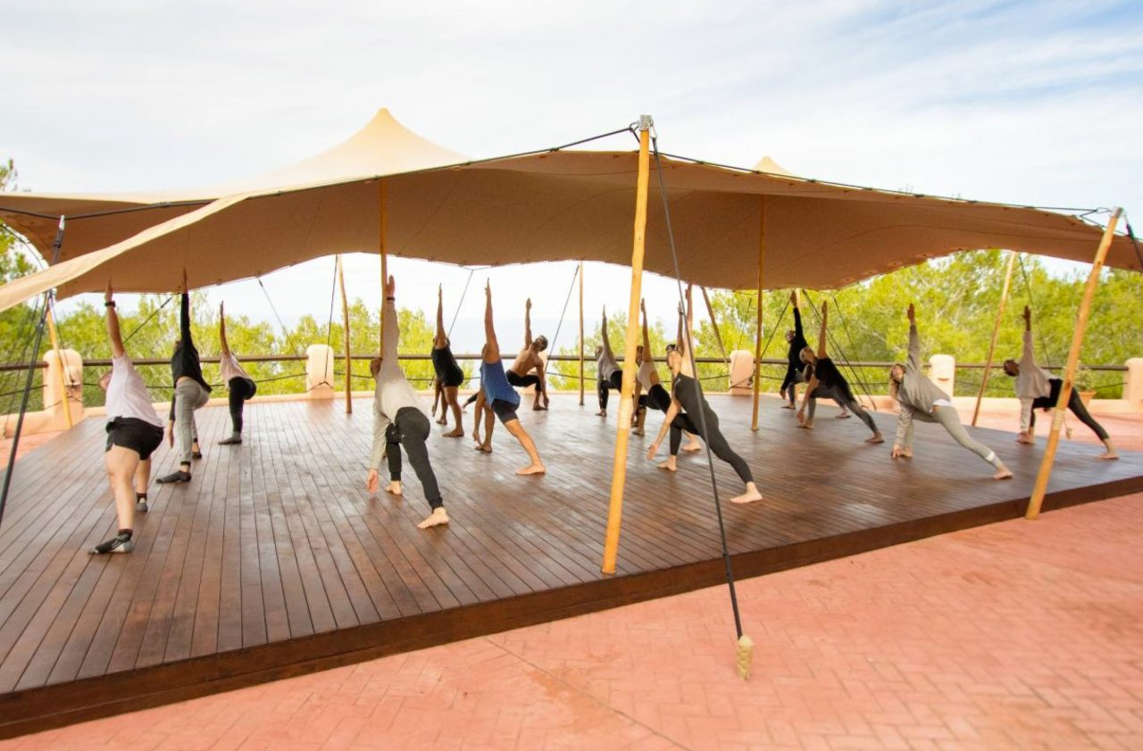 Cat Meffan's ultimate summer yoga retreat