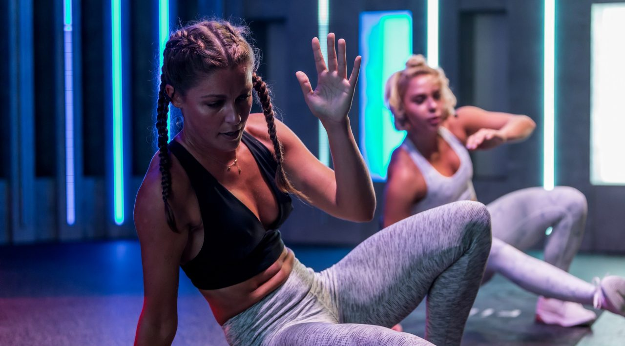 Five fat burning classes with Fiit Club