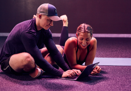 Meet the fitness experts in our Customer Success team