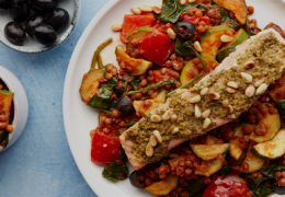 Mindful Chef recipes for week three of Push Pull 2